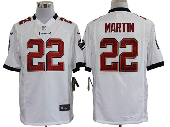 Mens Nfl Tampa Bay Buccaneers #22 Martin White Game Jersey