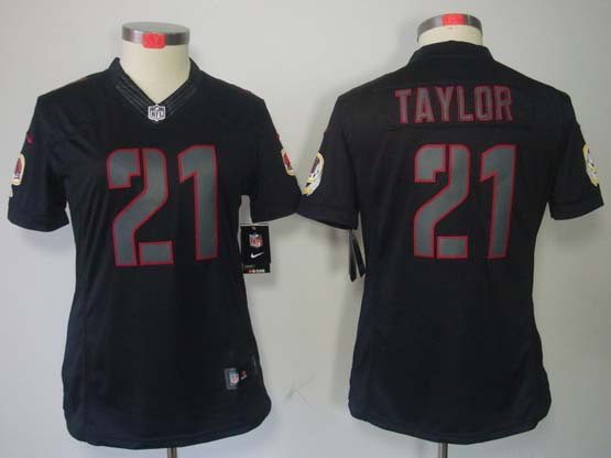 Women  Nfl Arizona Cardinals #21 Patrick Peterson Black Impact Limited Jersey