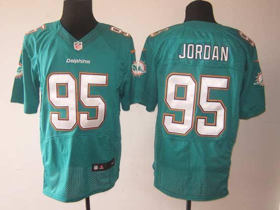 Mens Nfl Miami Dolphins #95 Jordan Green (2013 New) Elite Jersey