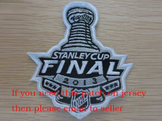 Nhl 2013 Final Stanley Cup Patch