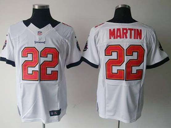 Mens Nfl Tampa Bay Buccaneers #22 Martin White Elite Jersey