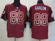 Mens Nfl Washington Redskins #88 Garcon Drift Fashion Red Elite Jersey