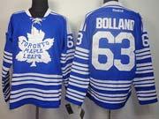 Mens reebok nhl toronto maple leafs #63 bolland blue (2014 winter classic) Jersey