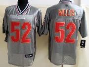 Mens Nfl San Francisco 49ers #52 Willis Gray Vapor (2013 New) Elite Jersey