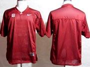 Mens Ncaa Nfl Alabama Crimson Blank Red Sec Elite Jersey Gz