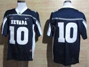 Mens Ncaa Nfl Nevada Wolf Pack #10 Kaepernick Blue Jersey Gz