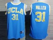 Mens Ncaa Nba Ucla Bruins #31 Miller Light Blue Jersey Gz