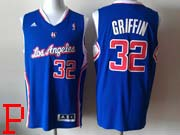 Mens Nba Los Angeles Clippers #32 Griffin Blue Revolution 30 Jersey (p)