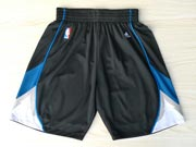 Nba Minnesota Timberwolves Black Shorts (new Mesh Style)