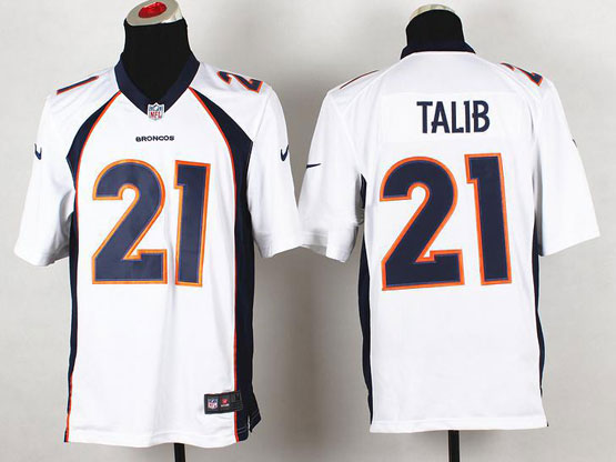 Mens Nfl Denver Broncos #21 Talib White 2014 Game Jersey