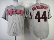 Mens Mlb Arizona Diamondbacks #44 Paul Goldschmidt Gray Jersey