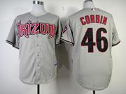 Mens Mlb Arizona Diamondbacks #46 Corbin Gray Jersey