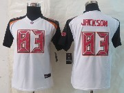Youth Nfl Tampa Bay Buccaneers #83 Jackson White (new) Limited Jersey