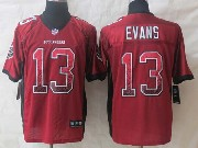 Mens Nfl Tampa Bay Buccaneers #13 Evans Drift Fashion Red Elite Jersey