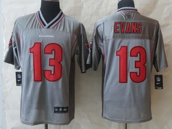 Mens Nfl Tampa Bay Buccaneers #13 Evans Gery (2014 New Vapor) Elite Jersey