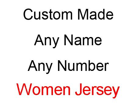 Women  Nba Any Team (custom Made) Any Color Any Style Jersey