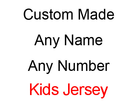 Kids Nfl Any Team (custom Made) Any Color Any Style Jersey