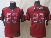 Youth Nfl Tampa Bay Buccaneers #83 Jackson Red 2014 Drift Fashion Elite
