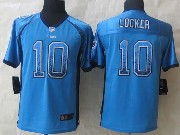 Youth Nfl Tennessee Titans 10 Locker Blue (2014 New Drift Fashion) Elite Jersey