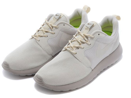 Women    2014 Roshe Run Hyperfuse Shoes Color Gray