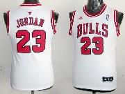 Youth Nba Chicago Bulls #23 Jordan White Jersey