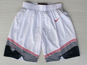 Nba Usa 11 2014 White Short