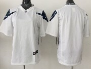 Youth Nfl Seattle Seahawks (blank) White Game Jersey