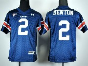 Youth Ncaa Nfl Auburn Tigers #2 Newton Dark Blue Jersey