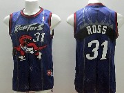Mens Nba Toronto Raptors #31 Ross Purple Mesh Jersey