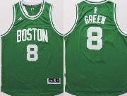 Mens Nba Boston Celtics #8 Boston Green Jersey