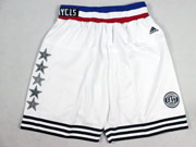 Nba 2015 All Star East Team White Shorts