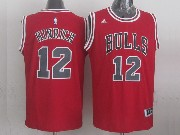 Mens Nba Chicago Bulls #12 Hinrich (bulls) Red Jersey