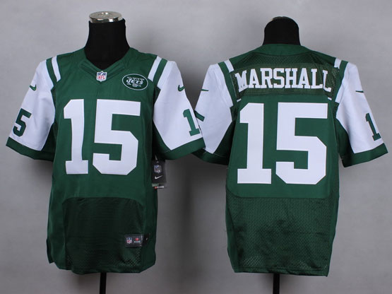Mens Nfl New York Jets #15 Marshall Green Elite Jersey(sp)