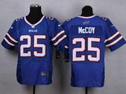 Mens Nfl Buffalo Bills #25 Lesean Mccoy Light Blue (2013 New) Elite Jersey