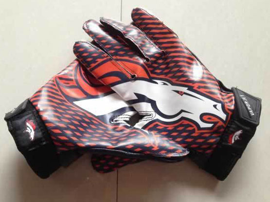 Denver Broncos Gloves