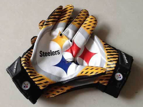Pittsburgh Steelers Gloves