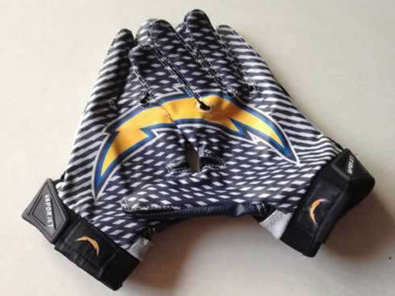 San Diego Chargers Gloves