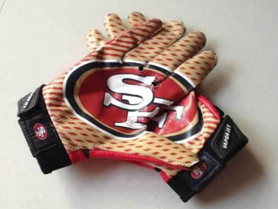San Francisco 49ers Gloves