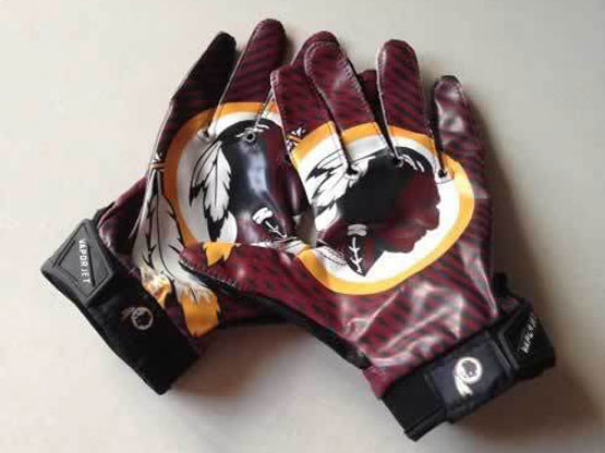 Washington Redskins Gloves