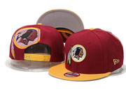 Washington Redskins Red Snapback Hats