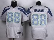 Mens Nfl Seattle Seahawks #88 Graham Gray Elite Jersey