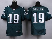 NFL Philadelphia Eagles #19 AUSTIN DARK GREEN 2014 ELITE JERSEY