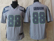 Mens Nfl Seattle Seahawks #88 Graham Gray Limited Jersey