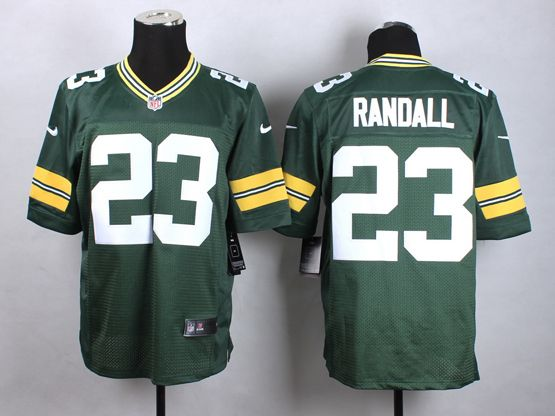 Mens Nfl Green Bay Packers #23 Randall Green Elite Jersey