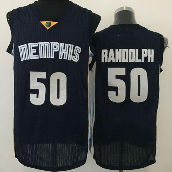 Mens Nba Memphis Grizzlies #50 Randolph Black Jersey