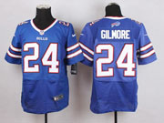 Mens Nfl Buffalo Bills #24 Stephon Gilmore Light Blue Elite Jersey(sn)