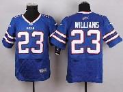 Mens Nfl Buffalo Bills #23 Aaron Williams Light Blue Elite Jersey