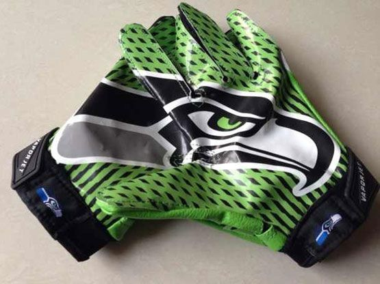 Seattle Seahawks Gloves