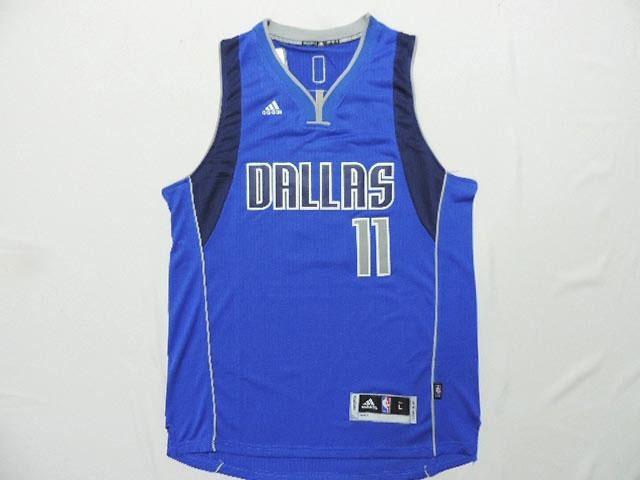 Mens Nba Dallas Mavericks #11 Ellis Light Blue Jersey