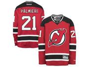 Mens reebok nhl new jersey devils #21 palmieri red Jersey